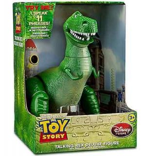toy story talking rex in Toys & Hobbies