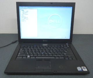 Dell Latitude E6400   Intel Core 2 Duo / 2.26 GHz / 2 GB