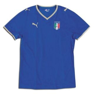 Italy Home Soccer / Football / Futbol Jersey