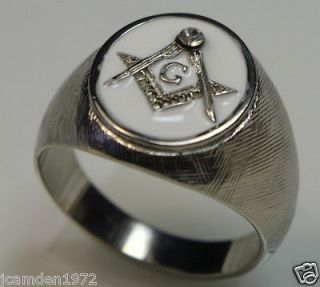 masonic ring stainless steel