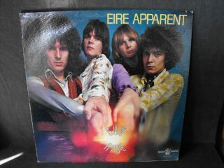 Rare Jimi Hendrix Produced Vinyl Record Album Eire Apparent Sunrise
