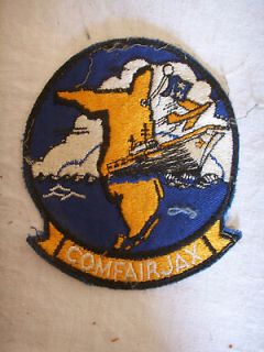 Navy Fleet Air Support unit Vietnam Comfair Jacksonville, Nice Patch