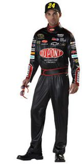 Adult Jeff Gordon NASCAR Driver Halloween Costume