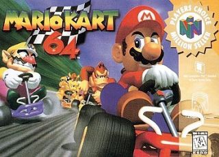 Mario Kart 64 for Nintendo 64 N64 Game