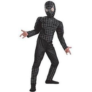 black spiderman costume in Costumes