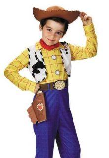 Woody Disney Toy Story Kids Cowboy Halloween Costume