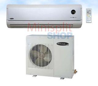 Lot of 2   Mini Split 22000 16 SEER A/C Cooling Heat Pump Inverter
