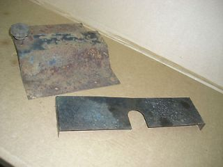 JOHN DEERE 120 140 GARDEN TRACTOR Sheet Metal Guards Hydro Overide