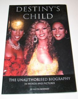 Child Unauthorized Biography Trade Paperback Book Beyonce Knowles