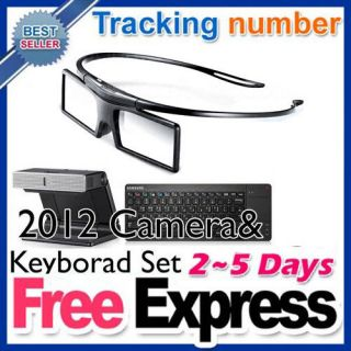 Samsung 3D Smart TV Web Camera VG STC2000 + keyBoard VB KBD1000 + SSG