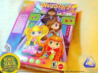 NEW Diva Starz girls game for Windows PC kids toy laptop computer