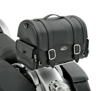 EXPRESS DRIFTER TRUNK BAG MOTORCYCLE LUGGAGE SISSY BAR BAG for HARLEY