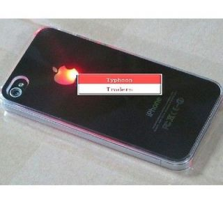 Colorful LED Logo Light back cover Luminescent Logo Mod Kit For