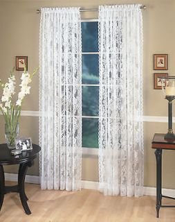 lace curtains in Home & Garden