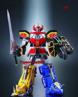 Bandai Super Robot Chogokin Kyoryu Sentai Zyuranger Daizyuzin