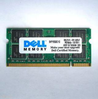 dell laptop memory in Memory (RAM)