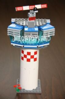 lego airport traffic tower from 3182 sealed location united kingdom