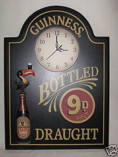 Collectibles > Breweriana, Beer > Signs, Tins > Guinness