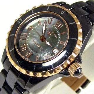 Swiss Legend Womens Karamica Ceramic Watches in Jewelry & Watches
