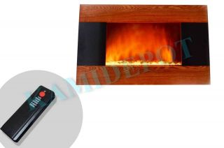 modern electric fireplace in Fireplaces