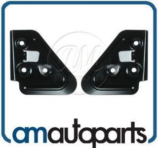 Ram Pickup Truck Tow Side Mirror Support Bracket LH & RH Pair Set of 2