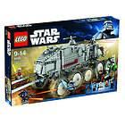 LEGO Star Wars CLONE TURBO TANK 8098 New/Sealed Aayla Secura Cad Bane