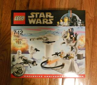 Lego Star Wars 7749 Echo Base NEW Sealed for Christmas w/Taun Taun