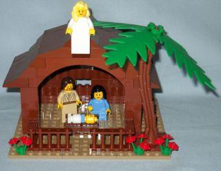 Pc nativity mary joseph baby jesus yard decor blow mold for Baby jesus outdoor christmas decoration