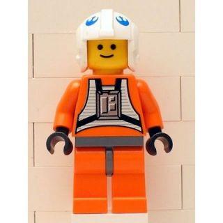 Star Wars LEGOS Dak RalterPilot Minifigure from set 7130