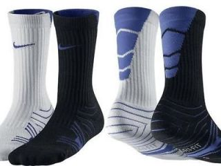 nike elite socks black blue in Socks
