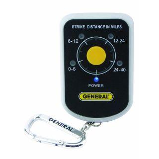 lightning detector in Consumer Electronics