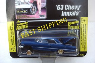 Newly listed 1963 Chevy Impala LOWRIDER MAGAZINE REVELL 1/64 SCALE