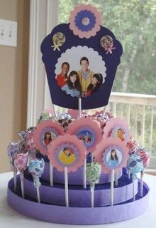 FRESH BEAT BAND Birthday Party Centerpiece w/ Lollipops READY TO