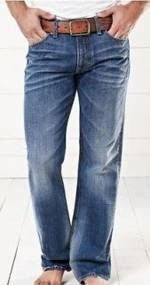 NEW MENS LUCKY BRAND JEANS VINTAGE STRAIGHT LEG JEAN VARIETY of SIZES