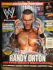 Official W Magazine Feb 2012  2 Free Posters   Randy Orton Sect B