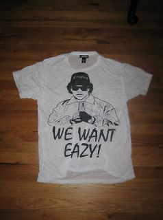 Vintage Easy E XL Ruthless Records T Shirt (NWA, 2Pac, Beastie Boys