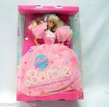 Barbie Contemporary (1973 Now)  Barbie Dolls  Happy Birthday Barbie