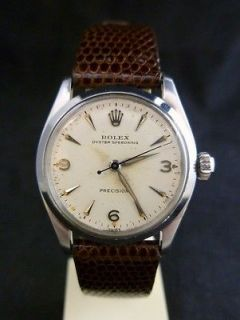 VINTAGE ROLEX OYSTER SPEEDKING MANUAL WIND MENS WATCH REF 6420