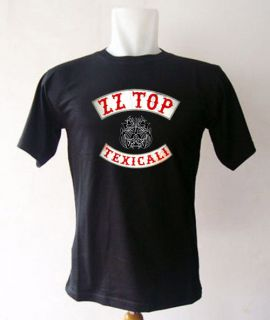 zz top t shirt in Clothing,