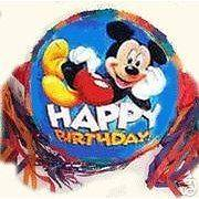 Mickey Mouse Mickey Birthday Pinata Party Supplies Pinata