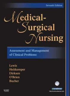 Medical Surgical Nursing (Single Volume) Assessment and Management of