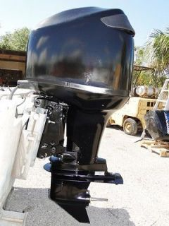 2006 Mercury Optimax 90 HP 2 Stroke Outboard Motor (ONLY 95 Original