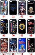 Iron Maiden British Heavy Metal Band Iphone 4 & 4S Black Hard Case