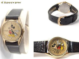 seiko ladies mickey mouse watch in Jewelry & Watches