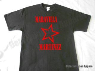 Shirt  STAR  Maravilla vs Chavez   Cotto Boxing HBO 24/7   B