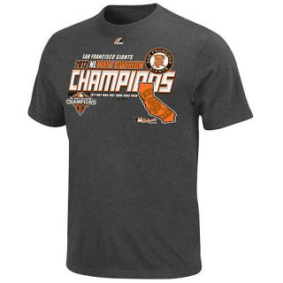 San Francisco Giants 2012 NL National League West Division Champions T