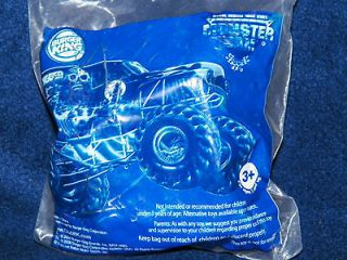 2008 NIP Burger King Kids Club Meal Monster Jam Truck Toy