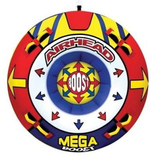KWIK TEK AIRHEAD MEGA BOOST 68 INFLATABLE TOWABLE