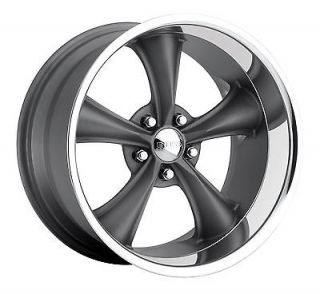 CPP Boss Motorsports style 338 wheels rims, 17x8 front+18x9.5 rear