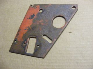 VINTAGE GRAVELY WALK BEHIND TRACTOR STARTER MOUNTING PLATE